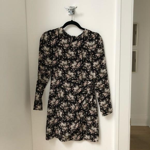 Club Monaco Floral Dress. Size 00.